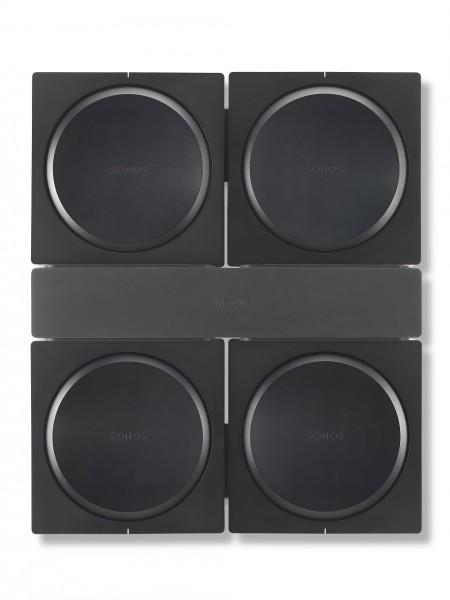 Sonos Amp Wandhalterung (4 Stück)