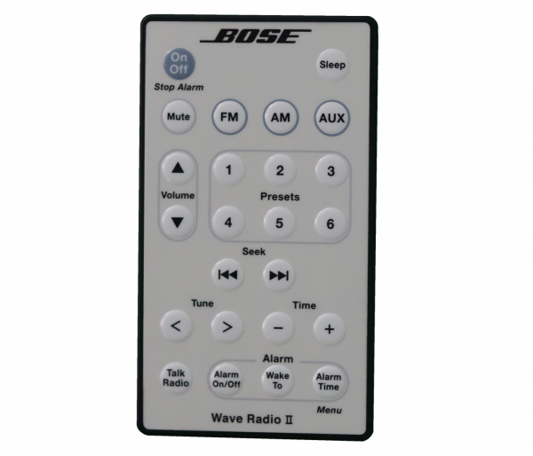 Wave Music System II Radio Fernbedienung