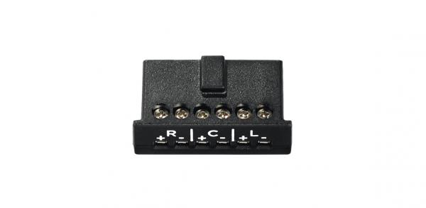 OmniJewel Center Lautsprecher Kabel Adapter
