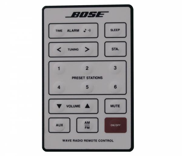Wave Radio System I ohne CD Fernbedienung